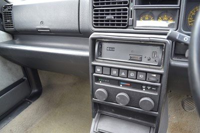 Lot 321 - 1989 Lancia Delta HF Turbo i.e