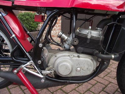 Lot -1967 Bultaco TSS 250 Type 41