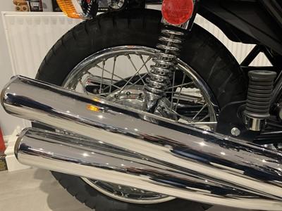 Lot 210-1975 Kawasaki H2C 750