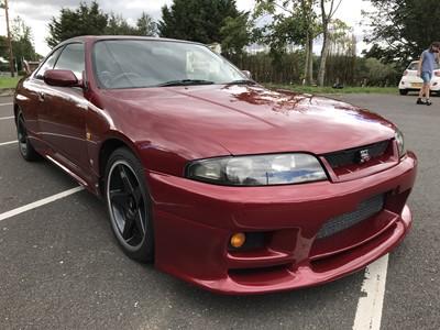 Lot 320 - 1995 Nissan Skyline R33 GTR V-Spec