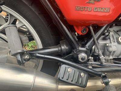 Lot 212-Moto Guzzi Le Mans Mk2