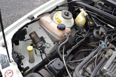 Lot 312-1988 Ford Sierra 2.8 Ghia Estate 4X4