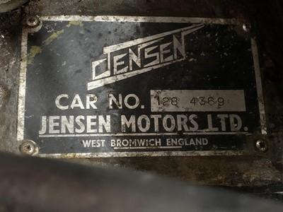 Lot 37 - 1971 Jensen Interceptor III