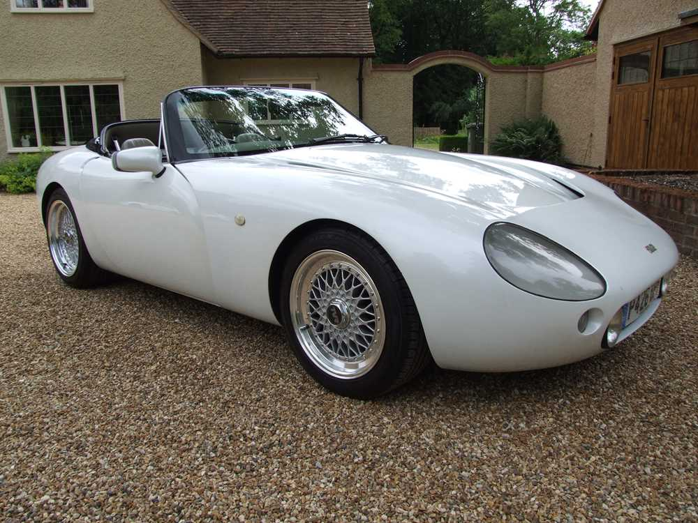 Lot -1997 TVR Griffith 500