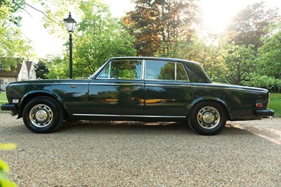 Lot -1977 Rolls-Royce Silver Shadow II