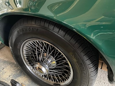 Lot 76-1974 Jaguar E-Type V12 Roadster