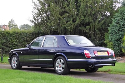 Lot -2000 Bentley Arnage Red Label