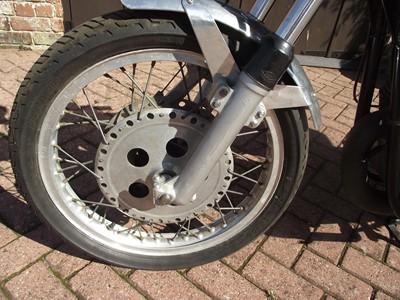 Lot 48-1969 Bultaco TSS 350
