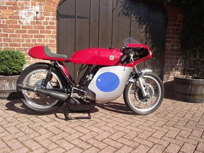 Lot -1969 Bultaco TSS 350