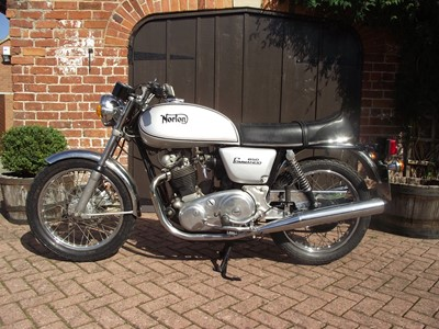 Lot 65 - 1974 Norton Commando 850