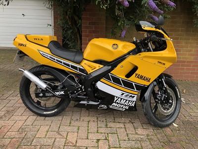Lot -1994 Yamaha TZM 125