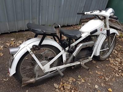 Lot 218-1950 Nimbus Model C 750