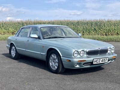 Lot 349-1999 Jaguar XJ8 4.0 Sovereign