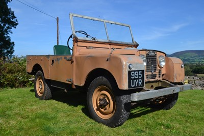 Lot -1954 Land Rover Series I 86