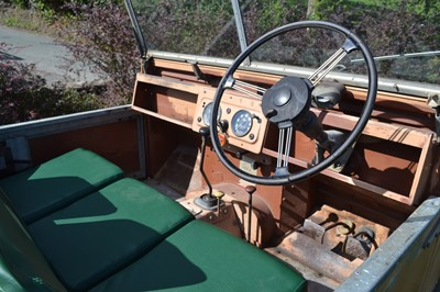 Lot 352-1954 Land Rover Series I 86