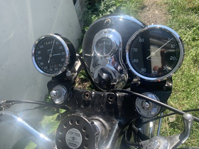 Lot 74 - 1958 BSA DBD34 Gold Star 500
