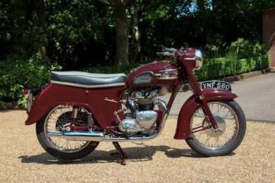 Lot -1959 Triumph Speed Twin