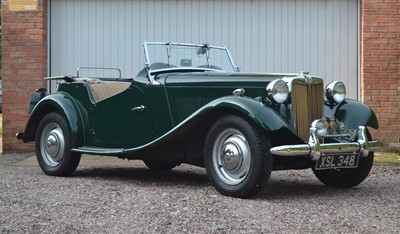 Lot -1950 MG TD