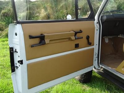 Lot 65-1971 Range Rover 'Two Door'