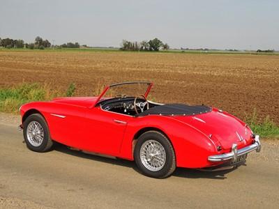 Lot 10 - 1962 Austin-Healey 3000 MKII
