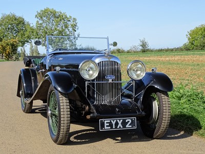 Lot 49-1938 Rapier Ten Tourer