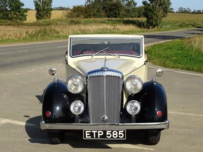 Lot 39-1949 Daimler DB18 Foursome Drophead Coupe