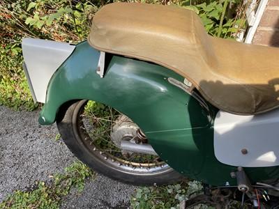 Lot 205-1959 Velocette LE