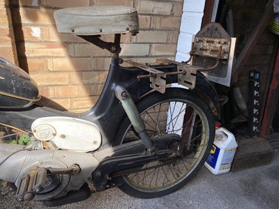Lot 214-c.1967 Puch MV50 Moped