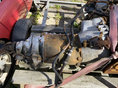 Lot 103-1966 Jaguar 3.8 Engine and Gearbox