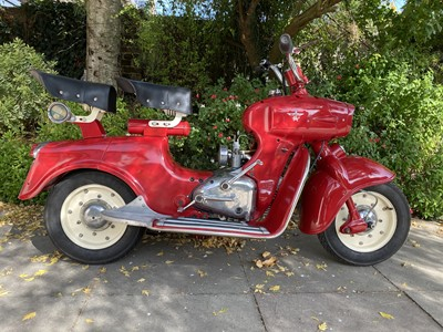 Lot 14 - 1960 Rumi 125 Sports Deluxe