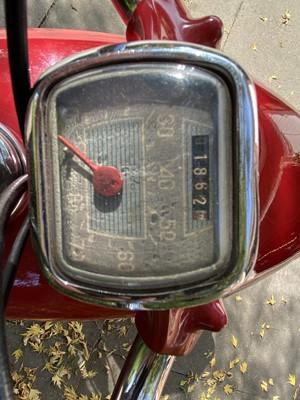 Lot -1960 Rumi 125 Sports Deluxe