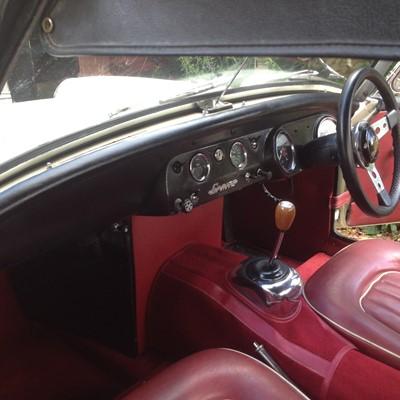 Lot 305 - 1964 Austin-Healey Sprite