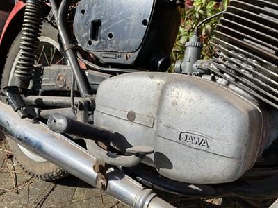 Lot 204-1984 CZ 250cc Twin