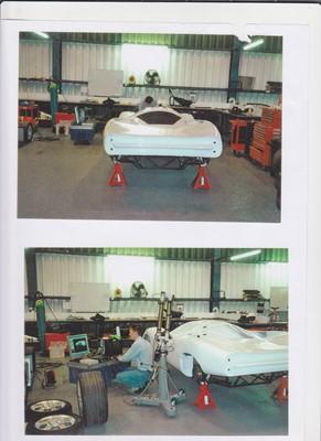 Lot 56 - 2008 Piper GTR EVO