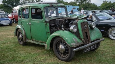 Lot -1938 Austin Big Seven (7) SixLite