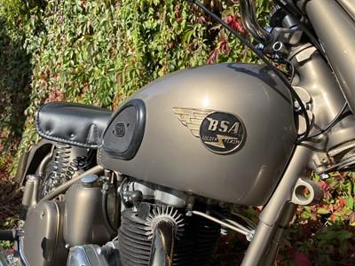 Lot -1953 BSA A10 Gold Flash