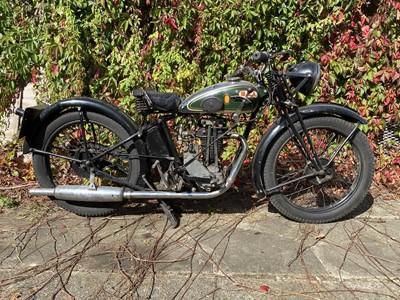 Lot -1934 BSA B2