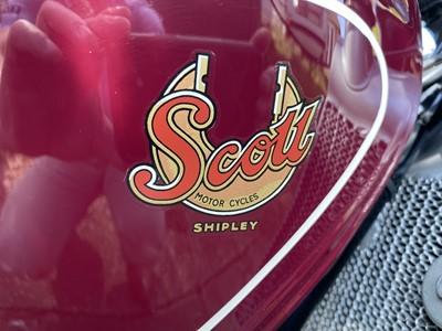 Lot -1948 Scott Squirrel