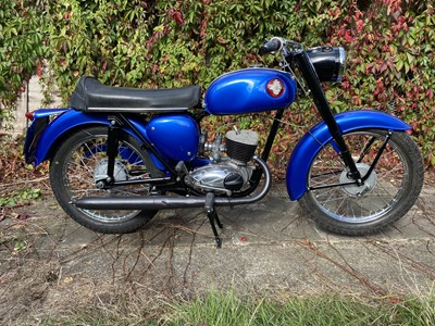 Lot 9 - 1969 BSA D14/10 Bantam