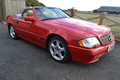 Lot 333-1992 Mercedes-Benz 300 SL