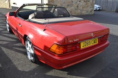 Lot -1992 Mercedes-Benz 300 SL