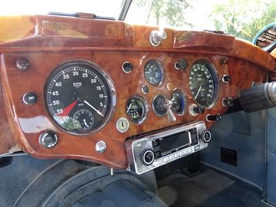 Lot 43 - 1955 Jaguar XK140 Fixed Head Coupe