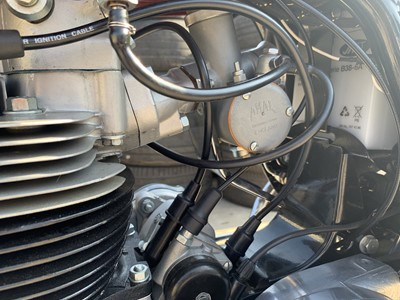 Lot -1956 BSA A65 Road Rocket