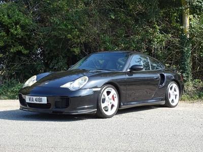 Lot 9-2001 Porsche 911 Turbo