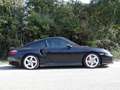 Lot 9 - 2001 Porsche 911 Turbo