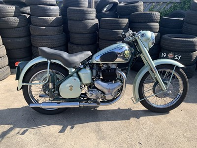 Lot 59 - 1953 BSA Star Twin