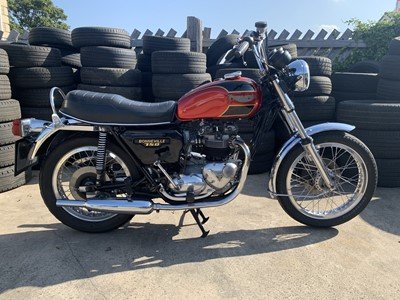 Lot 60 - 1979 Triumph T140 Bonneville