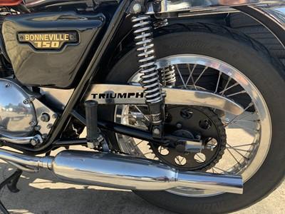 Lot 60 - 1979 Triumph T140 Bonneville