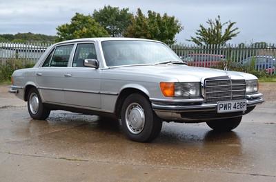 Lot -1976 Mercedes-Benz 450 SEL