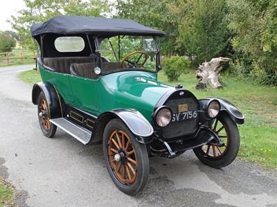 Lot 30-1915 Willys Overland Model 83 Tourer